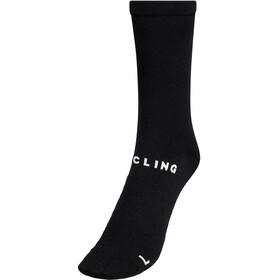 Alé Cycling Digitopress Cupron Socken 16cm Herren schwarz